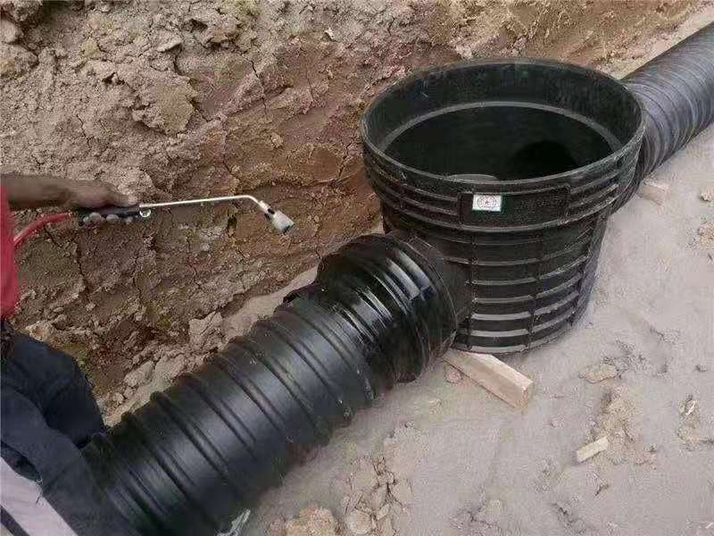 四川PE给水管与PE燃气管能混用吗?