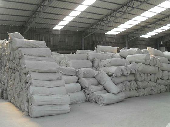 成都巖棉板批發公司廠區展示