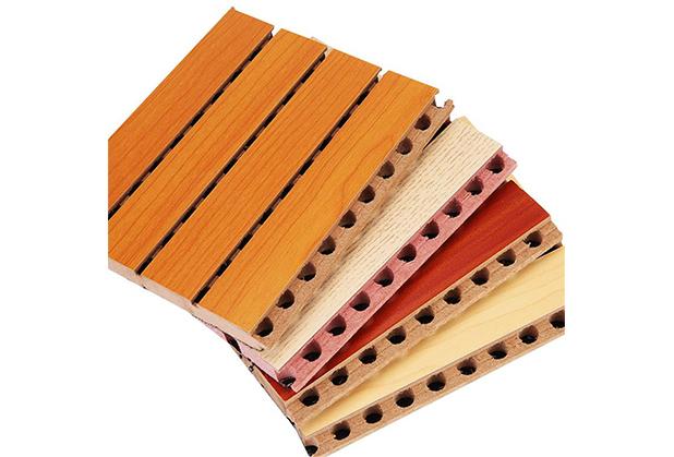 選購成都木質吸音板可以這樣做?你可能需要