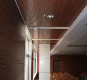 生態木與傳統裝飾材料的區別成都吸音板廠家告訴你