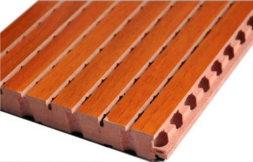 成都吸音板廠家給大家介紹木絲吸音板特點