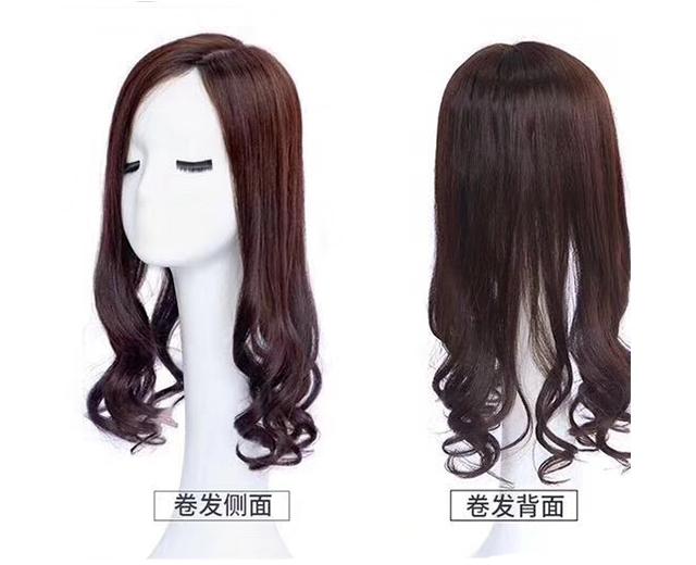 女士发片(长卷发)
