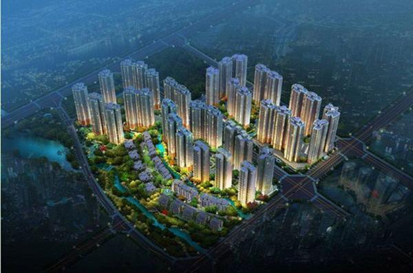 成都中信未來城