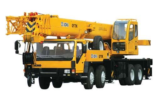 QY70K汽车起重机