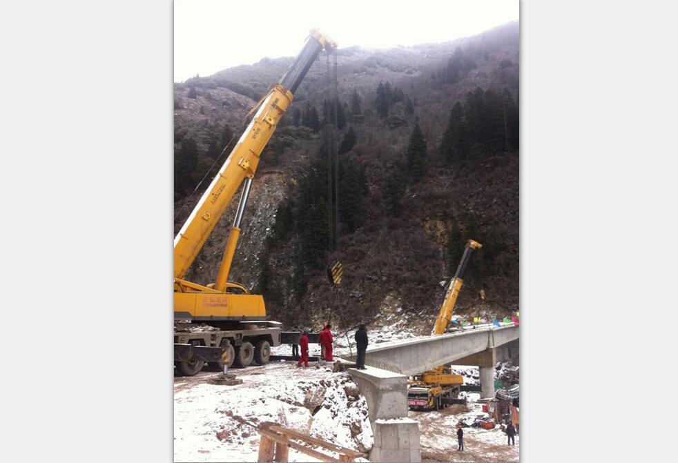 四川桥梁运输安装-马尔康桥梁安装