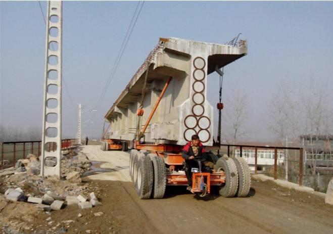 四川桥梁运输