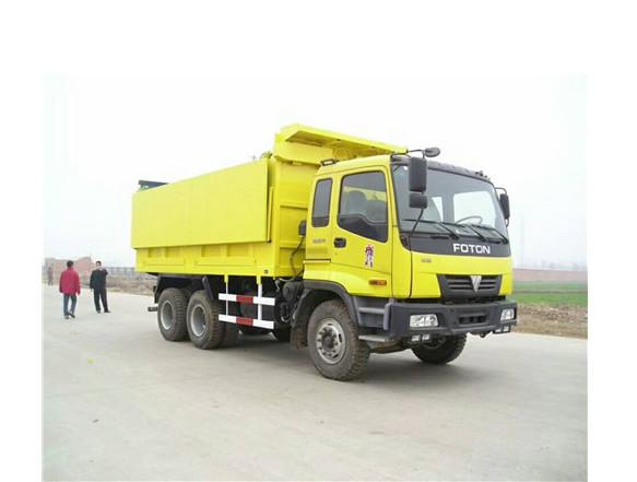 河南自卸车加盖合作案例