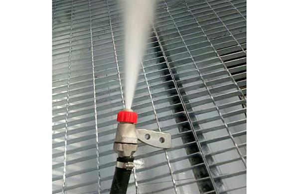 液体自动喷砂机