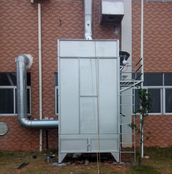 湿式除尘系统