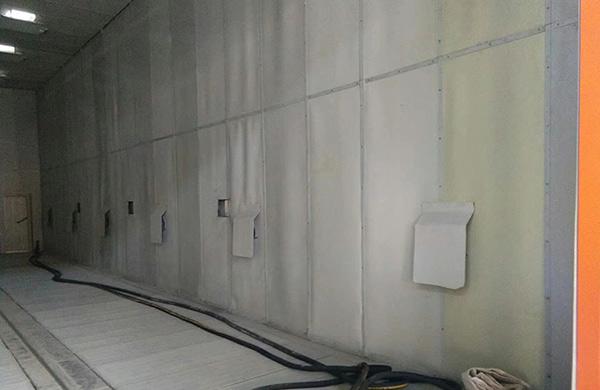 供应各种类型喷砂房_中山市美辉自动化设备有限公司