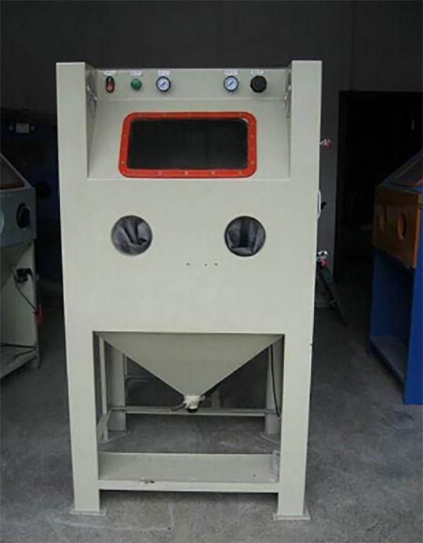 厂家直销 湖南喷砂机 手动喷砂机 专业铸造品质