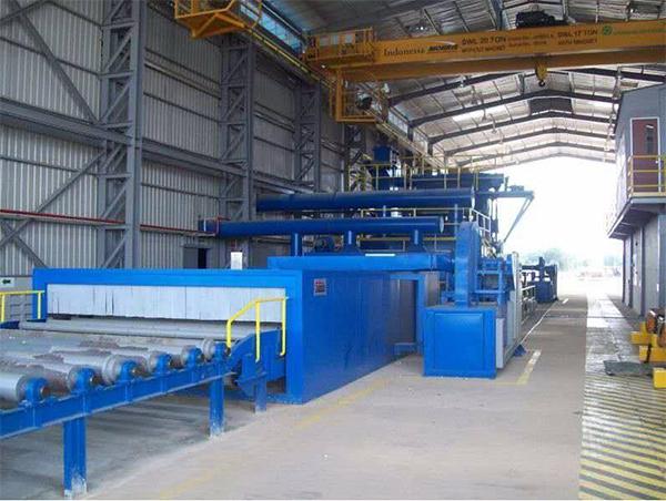 应用范围广泛的机械——通过式抛丸机