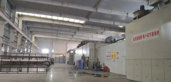 新疆新铝铝业有限公司生产基地
