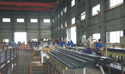 新疆新铝铝业有限公司工厂生产环境