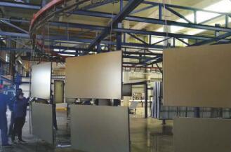 新疆新铝铝业有限公司生产基地环境