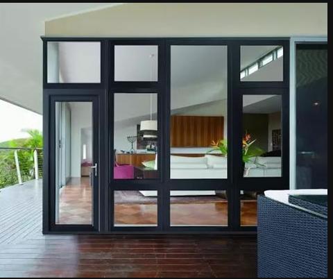 铝合金门窗的安装方法
