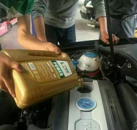 【揽驰润滑油】为啥换完机油后感觉动力有明显的提升或下降