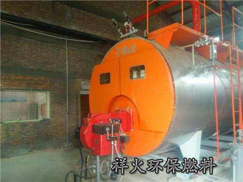 简单概括陕西锅炉改造中锅炉的工作过程