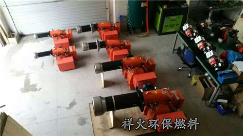 一般常见陕西燃烧机工作过程