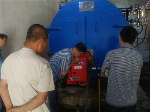 陕西锅炉改造技术调试