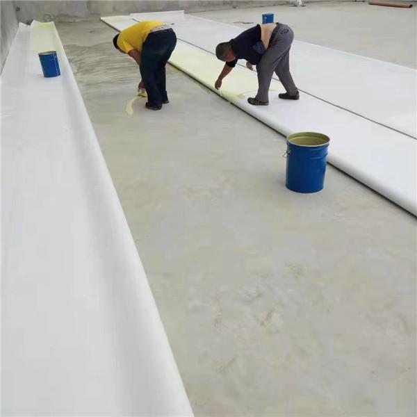 适用于河南防水系统中防水卷材满粘法的优势讲述