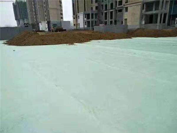 排水板的优势以及在车库排水板铺设注意事项