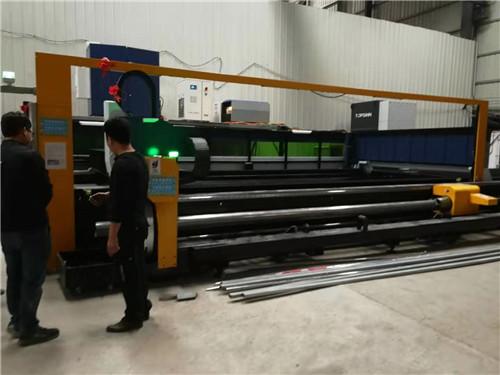 河南鸿林激光切割加工的可取之处及其质量衡量标准