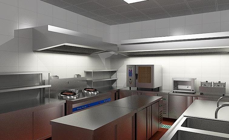 商用厨房设备设计的原则以及安装注意事项有哪些?
