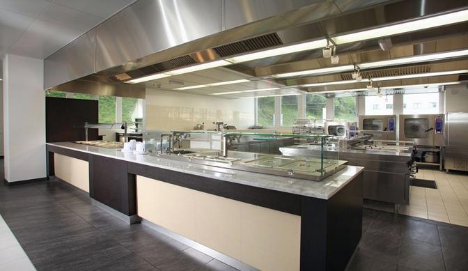 酒店厨房在设计前应该考虑哪些因素?