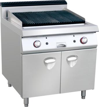 电/燃气烧烤炉连柜