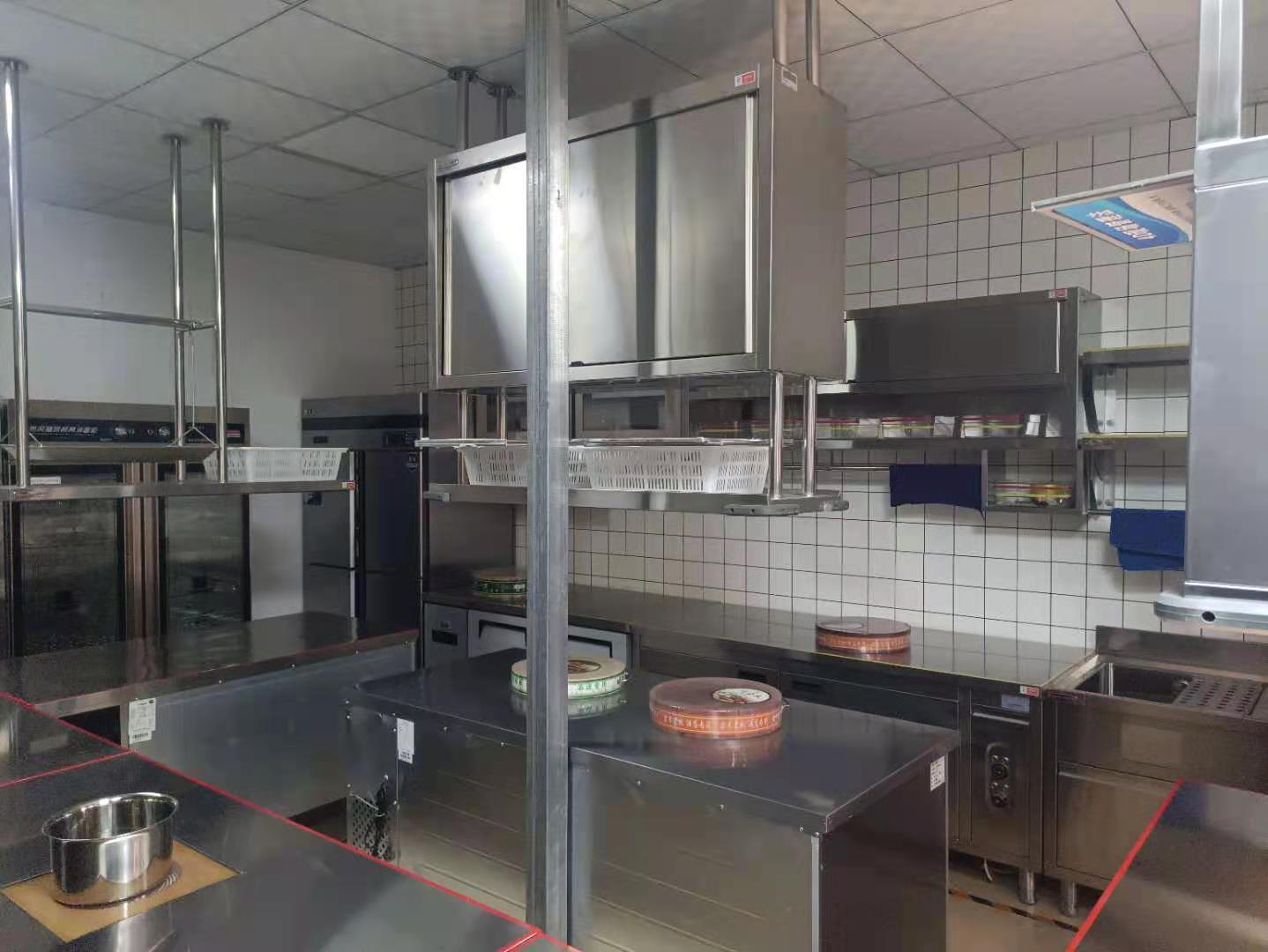 商用厨房设备的安装,这几点要引起注意!