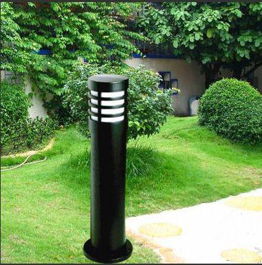 陕西庭院草坪灯展示案例