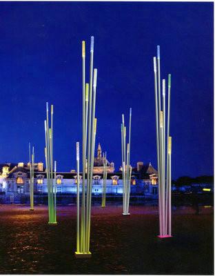 陜西景觀燈廠提醒大家安裝景觀燈時要注意的相關事項