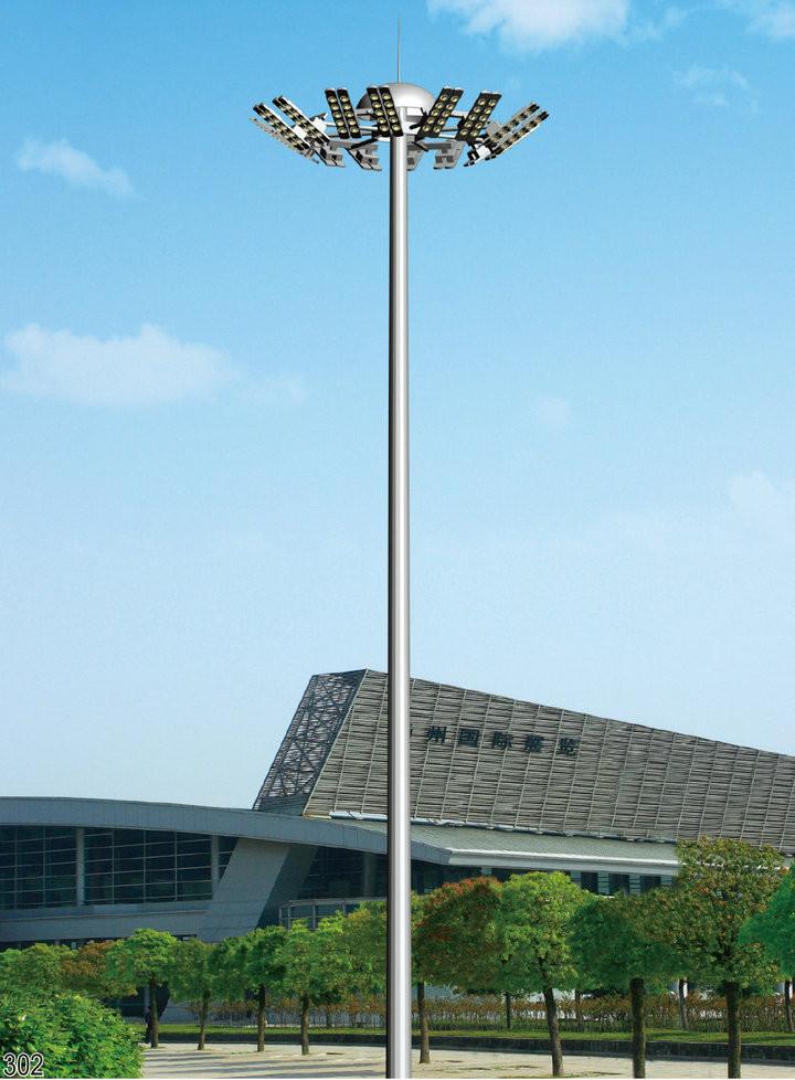 陕西高杆灯安装