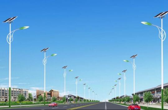 小編帶你了解陜西太陽能路燈該如何選擇