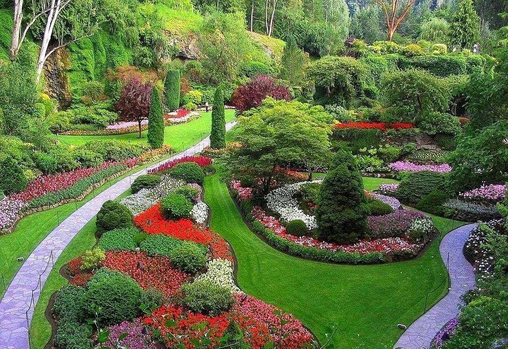 作为园林规划设计的重要环节,betway88体育设计中植物的配置要点