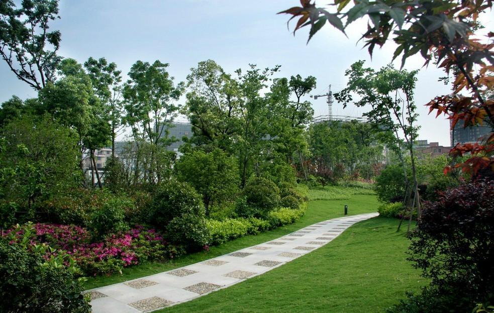 欣宝枫园林带您解读城市betway88体育景观设计及养护管理
