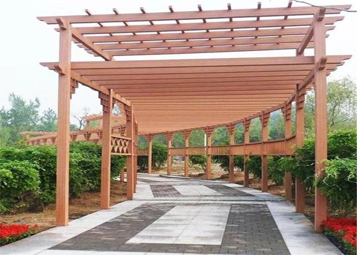 防腐木工程优缺点