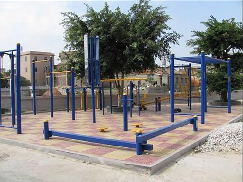 市政设施健身器材