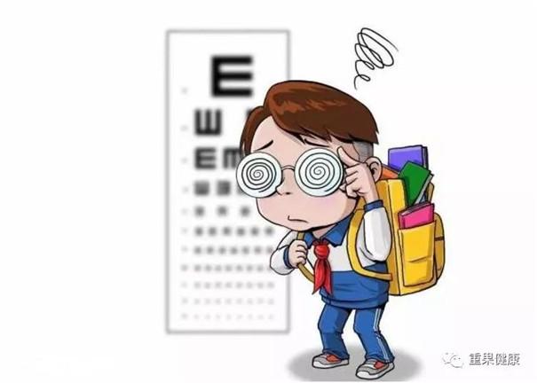 是什么原因导致孩子眼睛的近视度数涨的快?