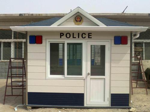 警务岗亭图片展示