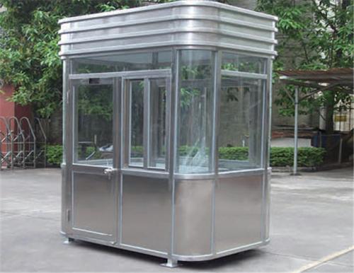 岗亭材质有哪些和用什么材质制作的岗亭比较耐用?景区岗亭的设计和空间利用率分别是?