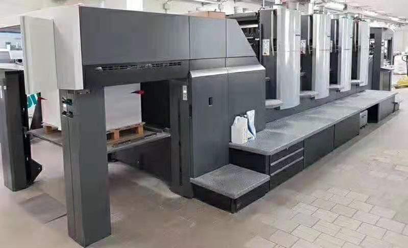 創世鴻翔廣告設計公司印刷設備