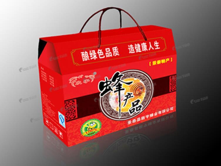 蜂产品包装设计制作