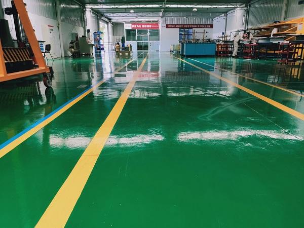 了解成都固化剂地坪施工和技术参数从这里入手
