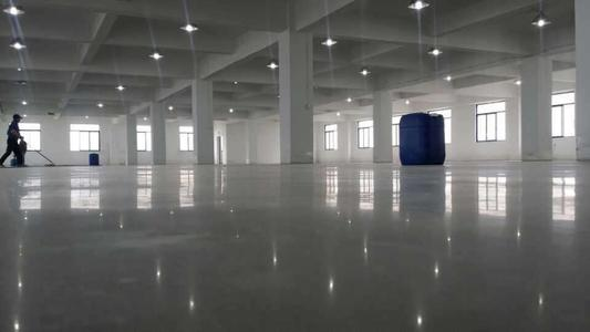 成都固化地坪施工方案
