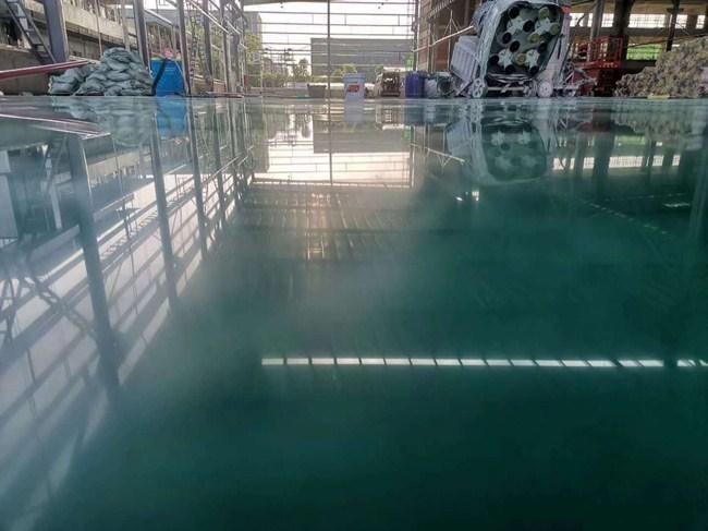 贵州染色固化剂地坪
