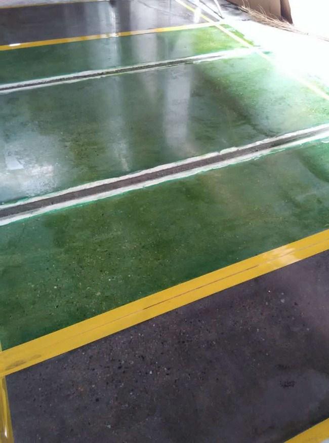 德阳染色固化剂地坪
