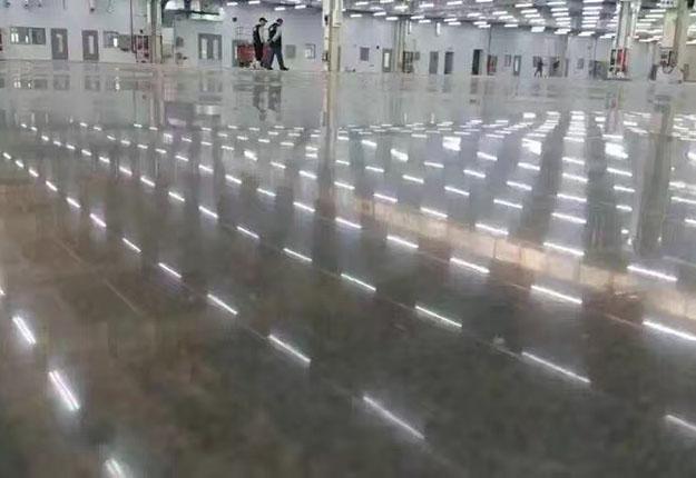 水磨石地坪