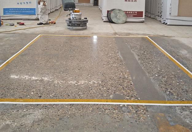 成都固化剂地坪